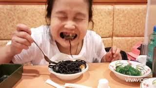 MUKBANG/SAIZERIYA Ristorante – CHEAP CHEAP/ITALIAN-JAPANESE FOOD|with my friends|@Merl's Vlog