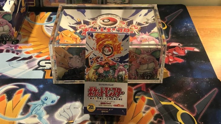 OPENING JAPANESE CP6 FOR THE CULTURE! – LIVE POKEMON STORE