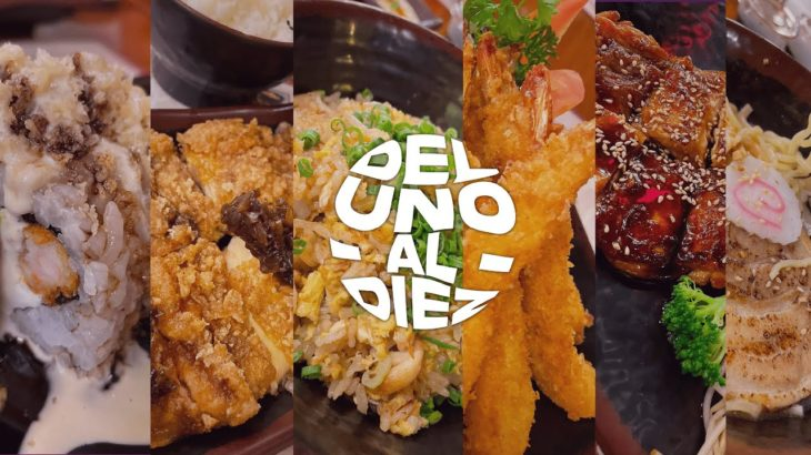 PROGRAMA #6 EN NARUTO JAPANESE FOOD EN LA MOLINA