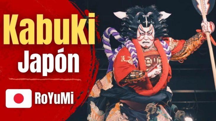 Qué es Kabuki? JAPÓN en CORTO
