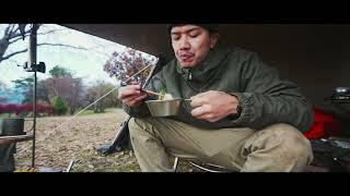 Solo Camping   camping, Japanese food
