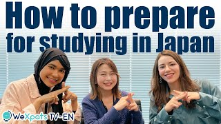 Study Abroad in Japan|How to start your preparation of studying in Japan and where to find info|