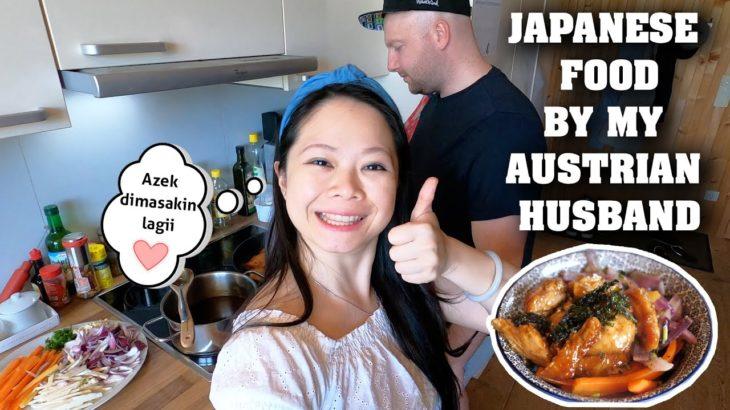 Suami Bule Austria Masak Japanese Food   Nyobain Bikin Green Tea Latte ala Starbucks