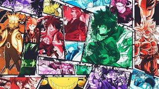 "The Crossover AMV | FMAB OP-1 AMV| ""Again"" AMV | Japanese Anime Song AMV||"
