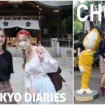 VISITING YOKAI (JAPANESE MONSTERS) in CHOFU, TOKYO【Our Tokyo Diaries・私たちの東京日記】