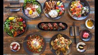 ENJOY THE JAPANESE FOOD