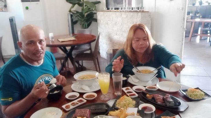 First Time kong kumain ng Japanese food sa Okinawa Heat!!