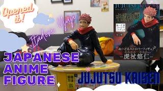 [Japanese Anime Figure]Itadori Yuji: Jujutsu Kaisen[Jujutsu][Noodle stopper figure]