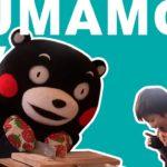 【Kumamon TV】Introducing Japanese culture! Kumamon tries to make soba noodles!