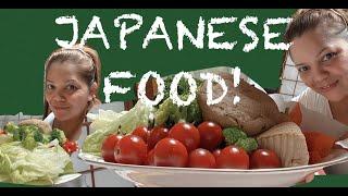 MUKBANG JAPANESE FOOD!