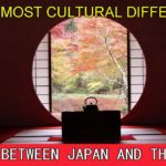 The 25 Most cultural difference between Japan and the world 【sightseeing】