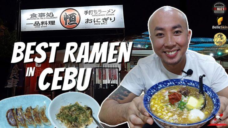 Best Authentic Ramen in Cebu   Japanese Food in Cebu