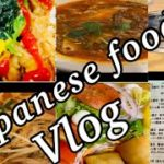 🇯🇵Japanese Foods Vlog. #stay-safe