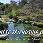 Japanese Friendship Garden – Cherry Blossom Experience – San Diego, CA USA   Travel Vlog
