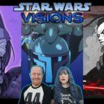 Star Wars Visions Trailer 2 (Japanese anime anthology series, Disney+, 2021) – Dork Trailer Ambush!