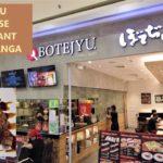 Botejyu Japanese Restaurant SM Pampanga, San Fernando