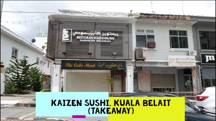 Kaizen Sushi, Kuala Belait – Japanese Food