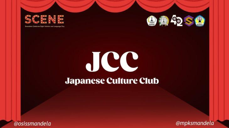 SCENE 42 – JAPANESE CULTURE CLUB (JCC)