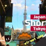 The real Godzilla in the middle of Tokyo!! 😱😱👽 kowai 🤯 #godzilla #japan #tokyo
