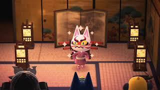 ACNH: Kabuki YOOOOO meme 👹