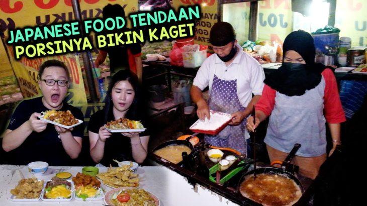 BIKIN SHOCK PORSINYA JAPANESE FOOD TENDAAN HARGANYA MURAH BANGET!