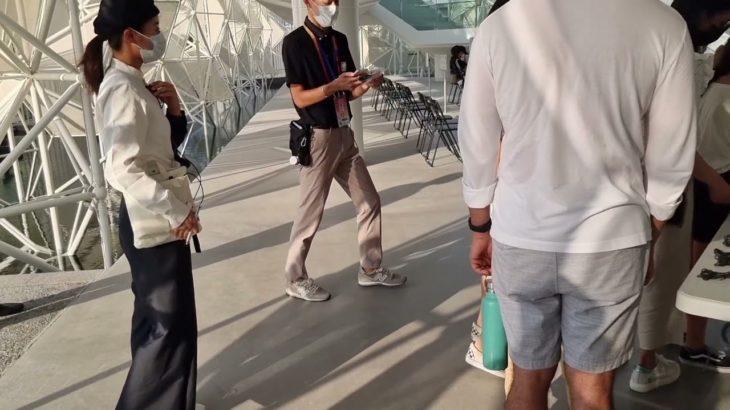 EXPO 2020 Dubai: Japan pavilion picture clippings